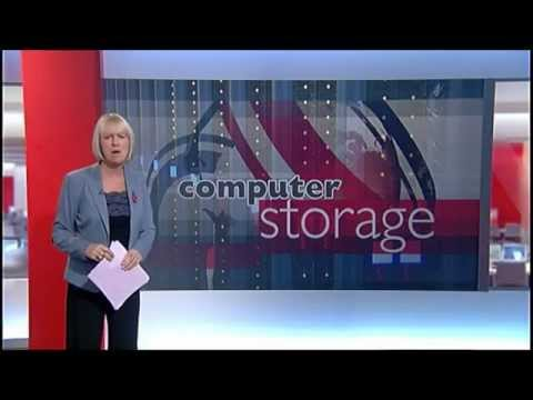 Peer 1 Hostings latest data centre opening on the BBC's news South Today