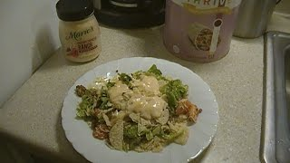 Cooking with Thrive - Taco Salad