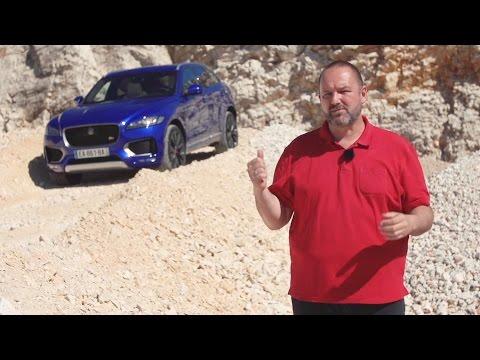 2016 Jaguar F-Pace TDI & F-Pace S Review - Test Drive