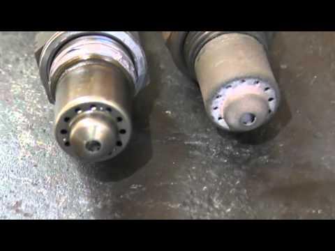 Видео как проверить датчик кислорода на Приоре