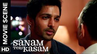 Phir thappad khane aa jaunga | Sanam Teri Kasam | Movie Scene