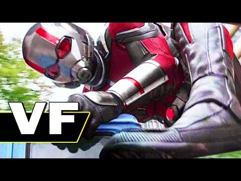 ANT MAN 2 Bande Annonce VF # 2 (NOUVELLE, 2018)
