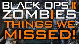 Black Ops 2 Zombies - Storyline Gathered From Moon! Hidden Details We Missed! Richtofen Plots!