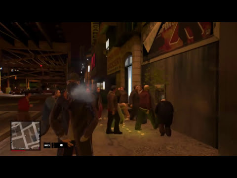 Grand Theft Auto IV - Watch Dogs IV Release Video Script (MOD) HD
