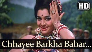 Chhaayi Barkha Bahaar Asha Parekh Sunil Dutt Chirag Old Hindi Songs Madan Mohan