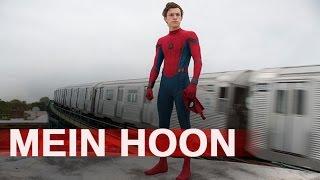 download lagu Spiderman Homecoming Mein Hoon By Sanam gratis