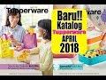 BARU Katalog Tupperware APRIL 2018