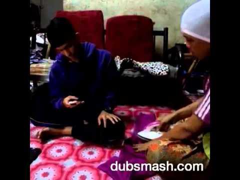 dubsmash - duk wechat ., whatsapp & kepala bapak la