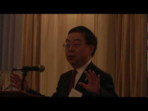Ronnie C. Chan on China s Property Market Boom