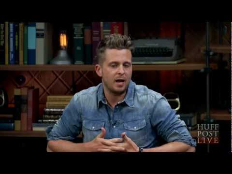 Ryan Tedder interviewed for HuffPost Live (HD)
