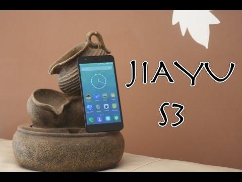 Review Jiayu S3 y Compra. En español