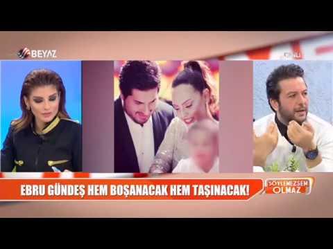 Ebru Gündeş'in boşanacağı iddia edildi
