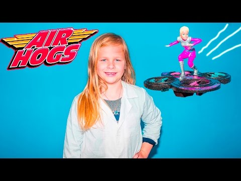 ASSISTANT CHALLENGE Barbie Drone Vs Star Wars Drone New Toys Video