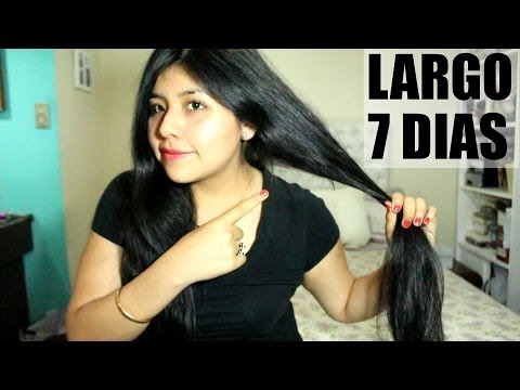 CABELLO LARGO EN 7 DIAS ♡ METODO CASERO