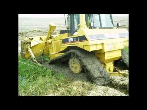Caterpillar Equipment Stuck