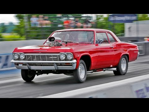 REPLAY: Day 2 from Topeka KS! - HOT ROD Drag Week 2014