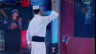 Tito belly dancer /man belly dance