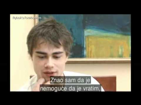 Alexander Rybak - interview to Croatian TV, Summer 2009