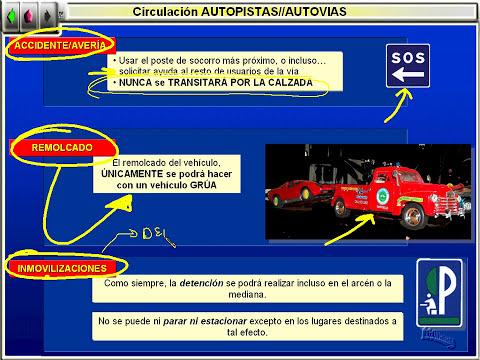 Circulación Autopistas/Autovias