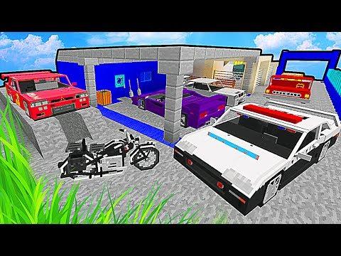 Minecraft City - LAVA RÁPIDO DE CARROS thumbnail