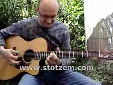THE CLAP (Steve Howe) by Jacques Stotzem