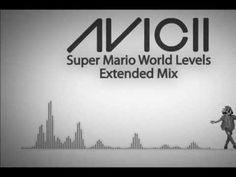 Avicii - Super Mario World Levels (JWKTJE 8-bit Remix)