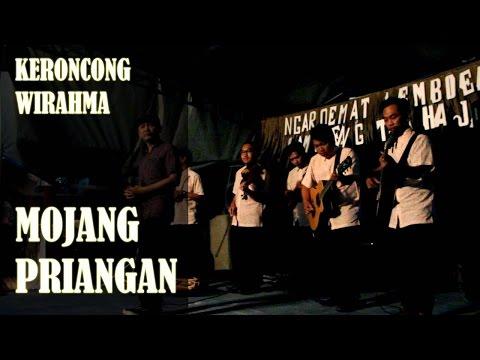 Keroncong Wirahma - Mojang Priangan (Cover)