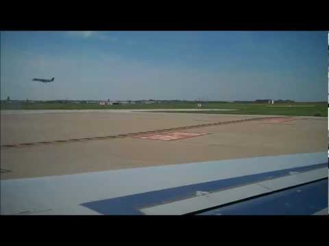 American Airlines Takeoff from Dallas Fort Worth