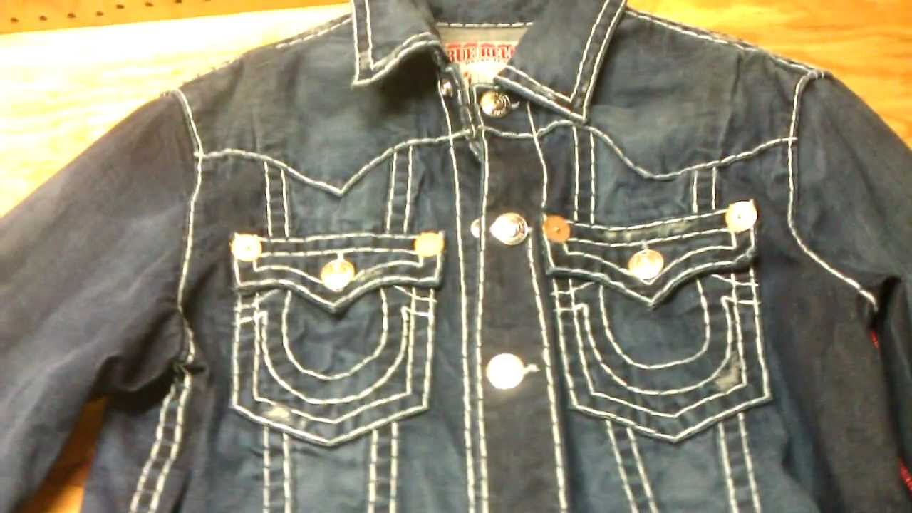 True Religion Jeans Jacket Chief Keef True Religion Jean Jacket