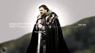 Ramin Djawadi - Main Title (Extended) [Game of Thrones]
