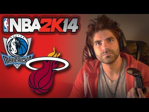 NBA 2K14 [Next Gen] Game 1 :: Heat vs Dallas