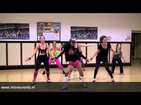 Moves Z-studio - Pitbull Shake Senora video