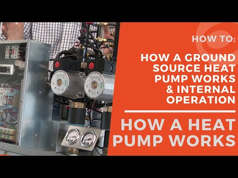 How A Heat Pump Works: Installer Version (HD)
