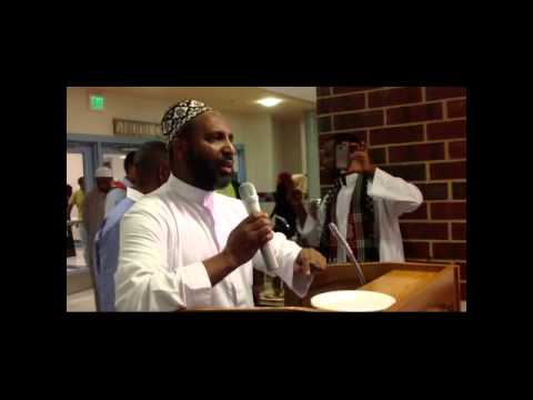bilal tube - (Part II) Solidarity, Saddaqqa and Iftar Program with The First Hijrah Community in Was