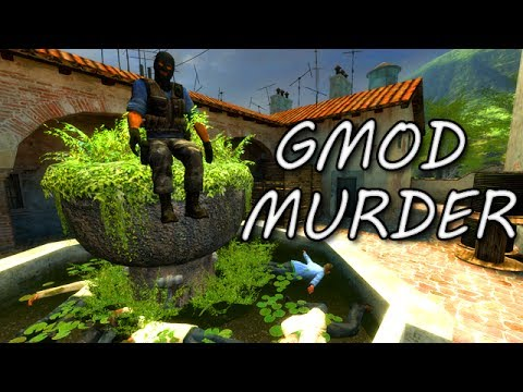TREE OF PEOPLE! (Garry's Mod Murder)