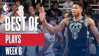 NBA's Best Plays | Week 6