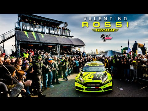 VALENTINO ROSSI THE GAME #18   Campeonato de Rally Parte.2