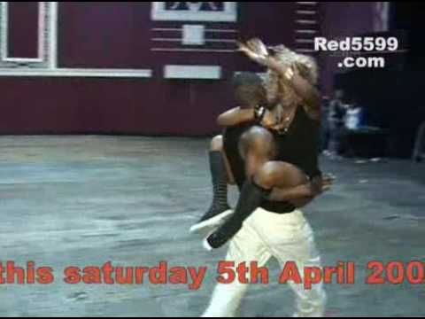 Xxx Tooothles Dancing  birthday  Party 5th April 08 video