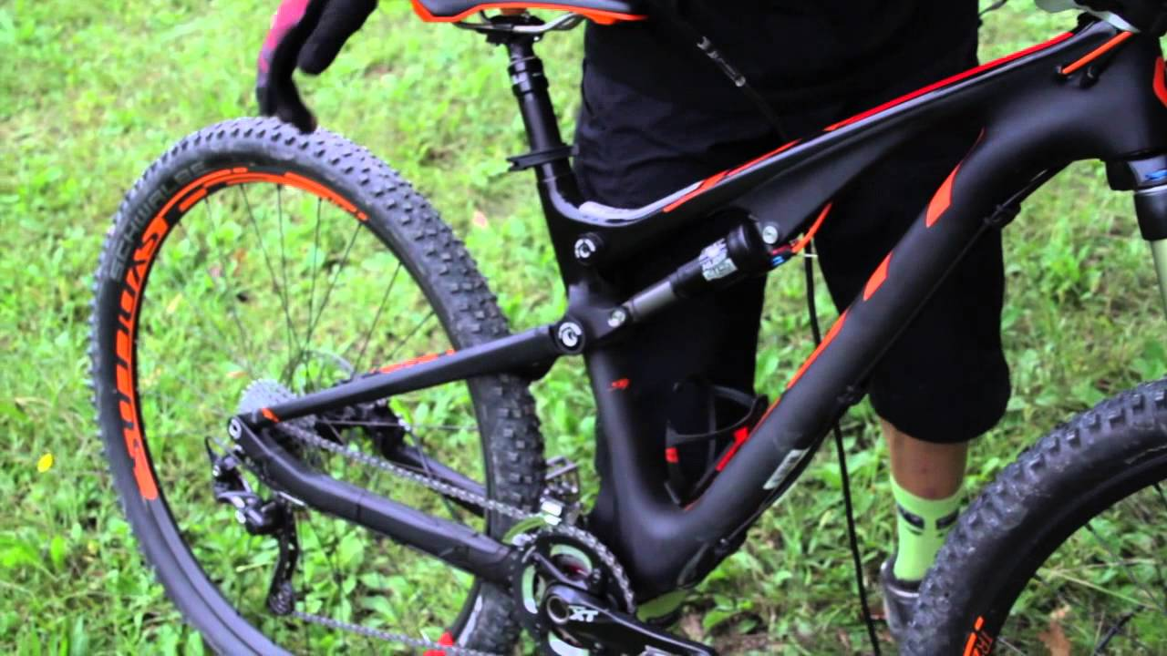 2015 Scott Bikes Spark 910 Bike Scott Genius