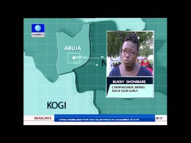Akiri Insists #BringBackOurGirls Protests Are Misdirected Pt.3