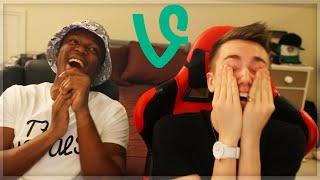 REACTING TO SIDEMEN VINES AGAIN!!