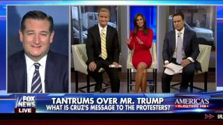 Ted Cruz on Fox and Friends | November 17, 2016