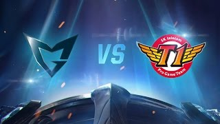 Worlds 2016: SSG vs SKT 5. Maç - Final