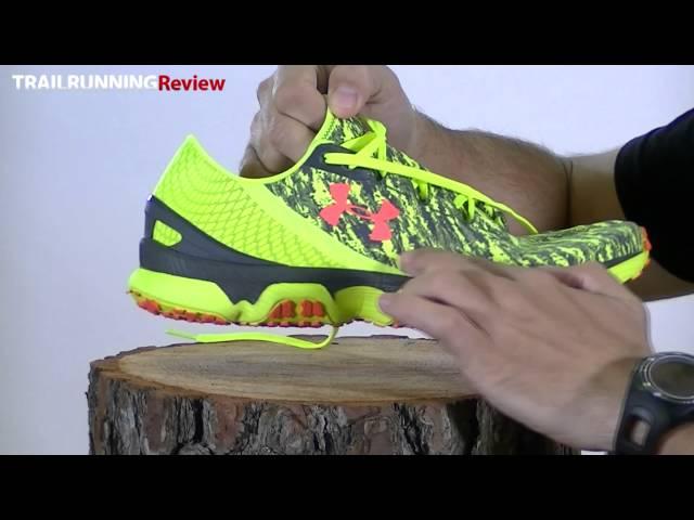 Zapato Under Armour Correr Speedform Xc Mid