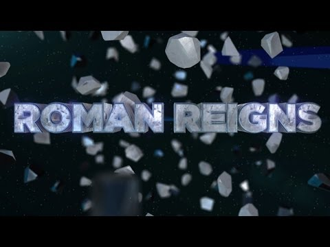 Roman Reigns Entrance Video video