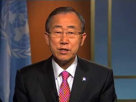 Ban Ki-moon, World Food Security and &quot;Zero Hunger Challenge&quot;