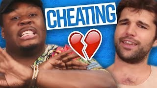 Guys Define CHEATING (Dude View)