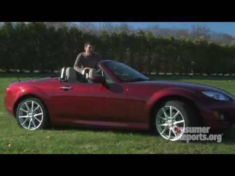 Mazda MX-5 Miata Review from Consumer Reports