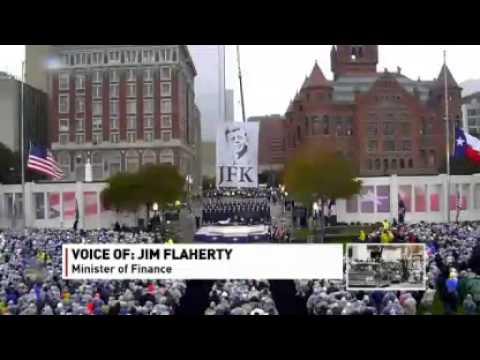 Jim Flaherty on JFK   Politics