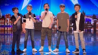 Download Lagu Britain's Got Talent 2018 Made Up North 10 & 11 Year Old Boy Band Full Audition S12E06 Gratis STAFABAND